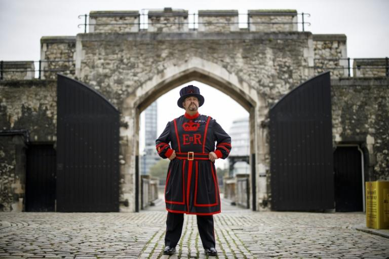 Chris Skaife is the Yeoman Warder Ravenmaster at the Tower of London