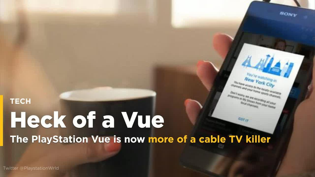 sony s playstation vue just became an even better cable tv killer