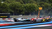 French Grand Prix: Hamilton on song as it all goes King Kong for Vettel
