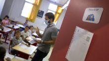 """Covid-19 : 81% des enseignants se sentent mal ou très mal protégés en classe face au virus, selon une enquête du SNUipp-FSU qui demande """"un protocole sanitaire renforcé"""""""