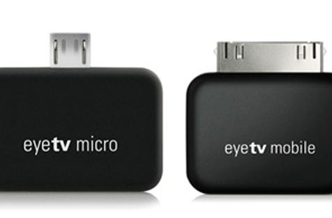 Elgato outs smaller EyeTV Mobile for iPhones and iPads, EyeTV Micro for Android