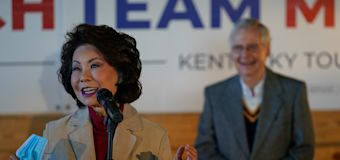 Watchdog says Elaine Chao misused her position