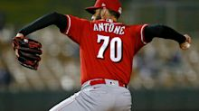 How Tejay Antone improved his fastball and what it means for his role