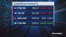 European markets open lower as Trump plays down US-Sino t...