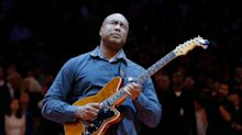 As an example of its impact, Bernie Williams lobbies Congress for music, arts education funding