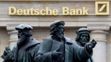 Exclusive: Deutsche Bank CEO to board: mergers not a focus now - sources