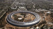 Apple 'repeatedly calls emergency services' after multiple employees injured walking into glass panes at new HQ