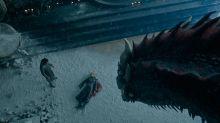 Juego de Tronos aclara qué hizo Drogon con el cuerpo de Daenerys, ¿se la comió?