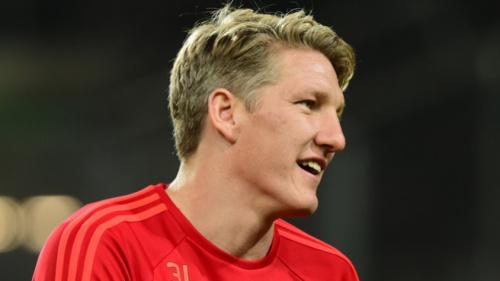 Schweinsteiger revela: 'Gostaria de ver Neymar no uniforme do Bayern'