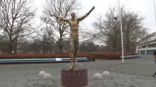 Malmo fans vandalise Zlatan statue after star's stake in rival team