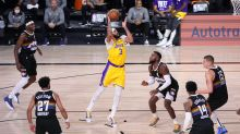 Lakers take 3-1 lead over Nuggets, and we all know how that's ended for other teams