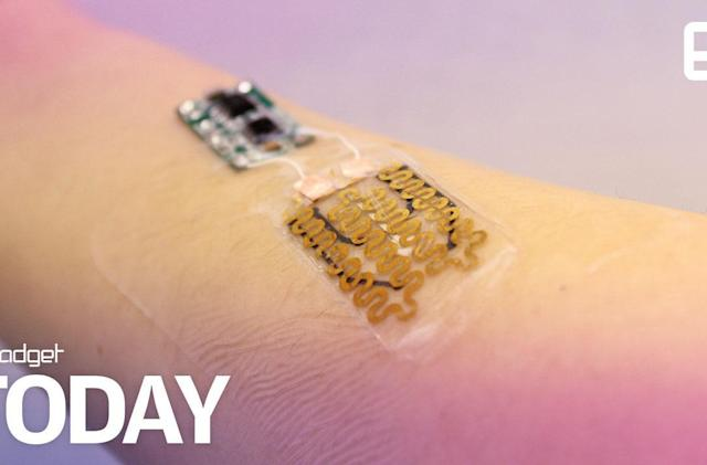 Smart bandage can monitor chronic wounds and dispense drugs