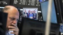 Equities hang close to records