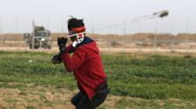 20 Palestinians wounded in border clashes: Gaza ministry