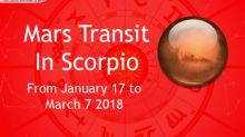 Know How Will The Mars Transit In Scorpio Influence Your Life