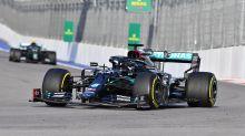 Q3大爆發Hamilton強奪俄羅斯GP竿位