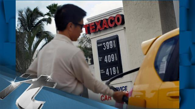 America Breaking News: Gasoline Lifts Consumer Inflation in June