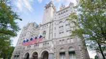 Democrats sue Trump administration for records from president's DC hotel