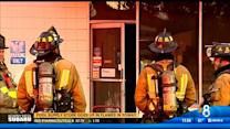 Pool supply story goes up in flames in Poway