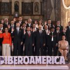 At Ibero-American summit, calls to address migration