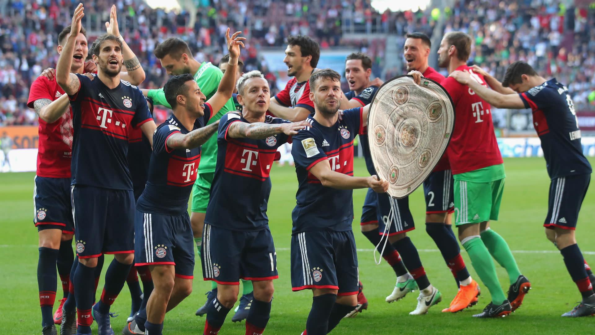 bundesliga champions league