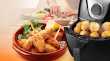 Fritadeira Air Fry Gourmet com 60 reais de desconto