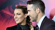 Blake Lively and Ryan Reynolds exchange cheeky Valentine's Day messages
