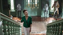The Youngs of 'Crazy Rich Asians' became 'Peranakan' because of production designer Nelson Coates