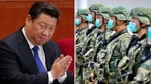 'Most dangerous': Warning over China's imminent military threat