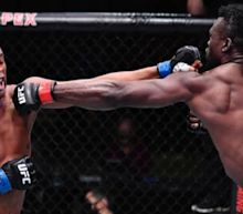 UFC Vegas 12 results: Uriah Hall stops Anderson Silva in icon's final UFC bout