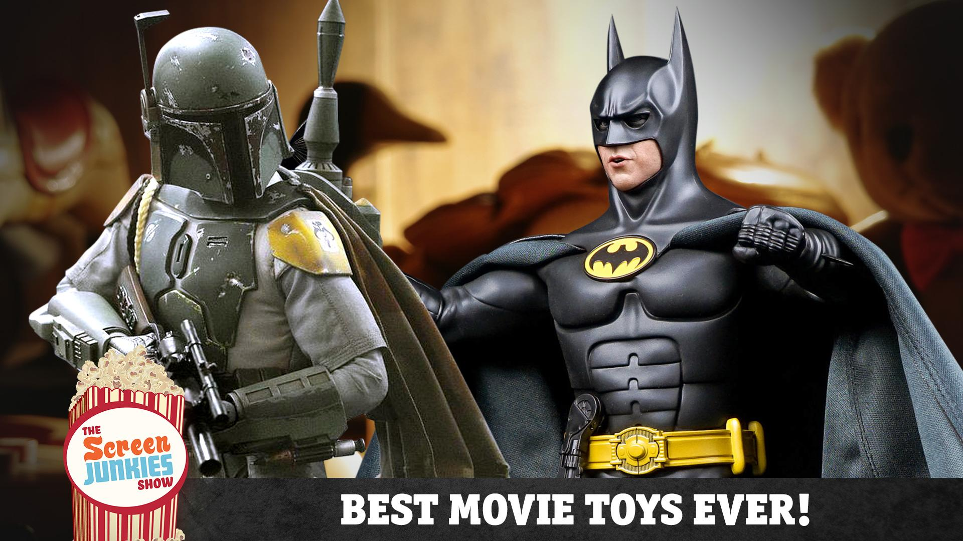 Best Toy Ever : The best movie toys ever video