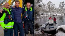 How missing hiker survived 10 days lost in freezing Tasmanian wilderness