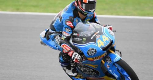 Moto - Moto3 - USA - Moto3 : Aron Canet reste le plus rapide