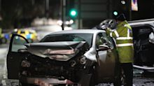 Investigations underway after two killed in eight vehicle pile-up in east London