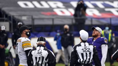 Ravens-Steelers being pushed back again