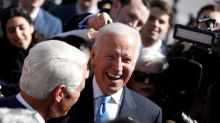 Biden regrets not being president, but stands behind decision not to run