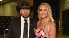 Jason Aldean and Wife Brittany Welcome Daughter Navy Rome
