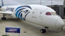 EgyptAir's new Boeing 787 Dreamliner takes off for history-making biofuel flight