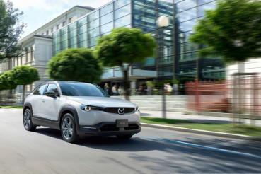 Mazda MX-30繼輕油電後,2022年發表轉子增程車型