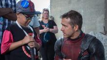 Ryan Reynolds recebe crianças com câncer no set de 'Deadpool 2'