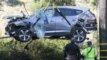 Tiger Woods' post-crash confusion revealed