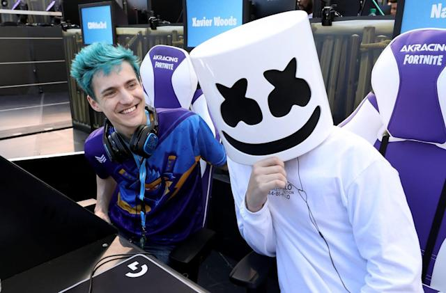 'Fortnite' will host a Marshmello concert this weekend