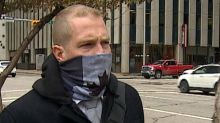 'None of this happened': Prosecutor rejects Calgary officer's version of events, urges conviction