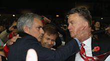 Even Louis Van Gaal thinks Jose Mourinho's Manchester United is 'defensive' and 'boring'