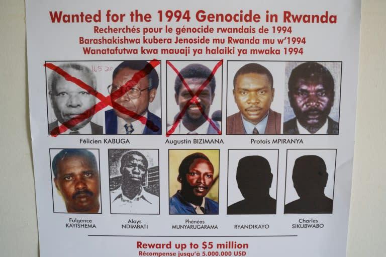 Three Rwanda genocide suspects arrested in Belgium
