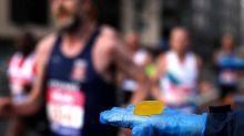 """London Marathon: """"Essbares"""" Wasser statt Plastikflaschen"""