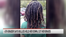 Girl 12, alleges white classmates forcibly cut off her dreadlocks: 'Your hair is ugly and nappy'