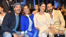 Stars machen bei der Berlin Fashion Week blau? Nicht bei Riani!