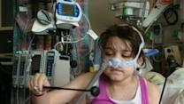 10 Year Old Sarah Murnaghan Gets an Adult Lung Transplant