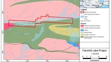 Ethos Options Fairchild Lake Gold Project; Provides Update on Toogood Earn-In Agreements